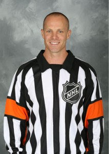 NHL Referee Gord Dwyer (#19)