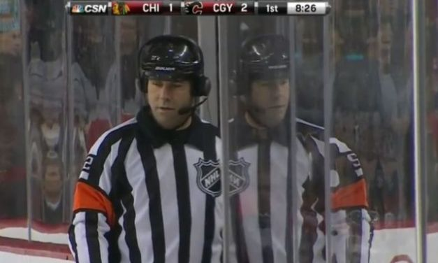 Tonight's NHL Referees – 3/27/14