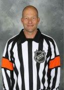 NHL Referee Brad Meier (#34)