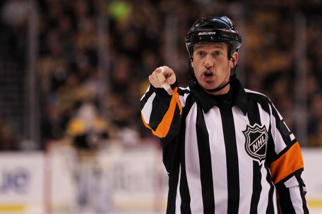 Tonight's Referees – 2/26/14