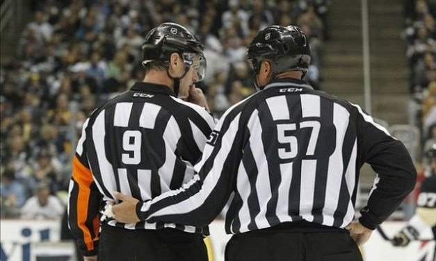 NHL Referee & Linesman Pronunciation Guide 2018-19
