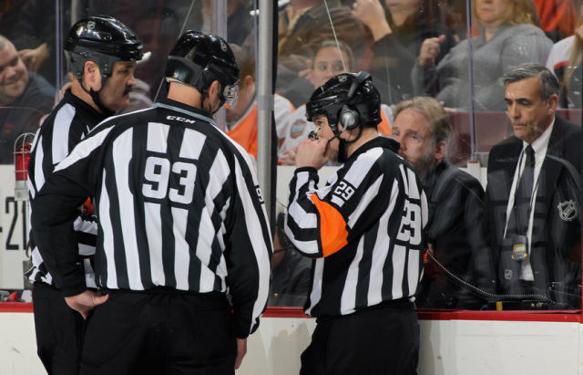 Tonight's Officials – 2/5/14