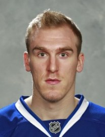 Vancouver Canucks forward Dale Weise