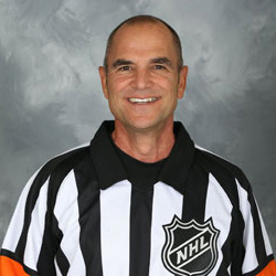 NHL Referee Dennis LaRue - #14 (NHLOA)