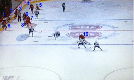 Montreal Canadiens: WAY Too Many Men On The Ice