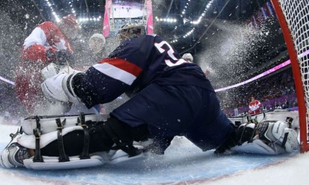 Russia's Go-Ahead Goal Disallowed Due to Dislodged Net
