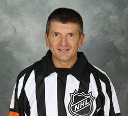 Olympic Bronze Medal Referee Tim Peel