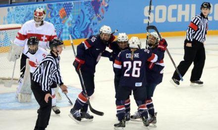 Sochi 2014 Winter Olympics Hockey Officials