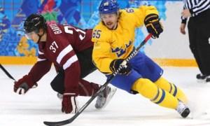 Erik Karlsson - Team Sweden