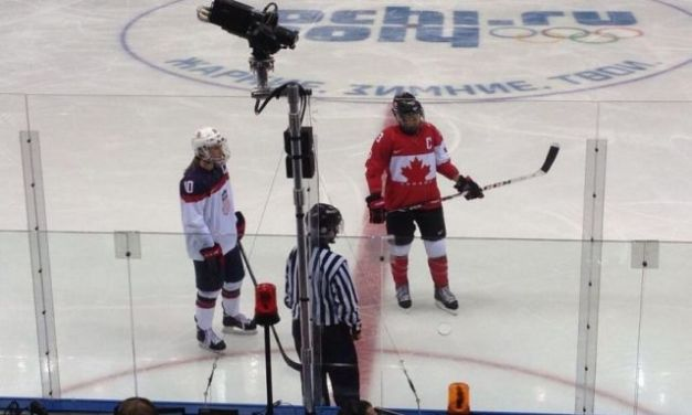 Team USA Loses to Canada On Post-Whistle Goal