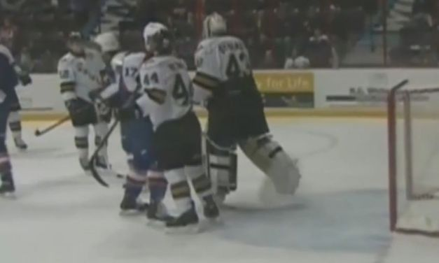 Flyers Goaltending Prospect Stolarz Suspended Eight Games for Slash to Head