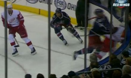 Blue Jackets' Comeau Suspended Two Games For Hit