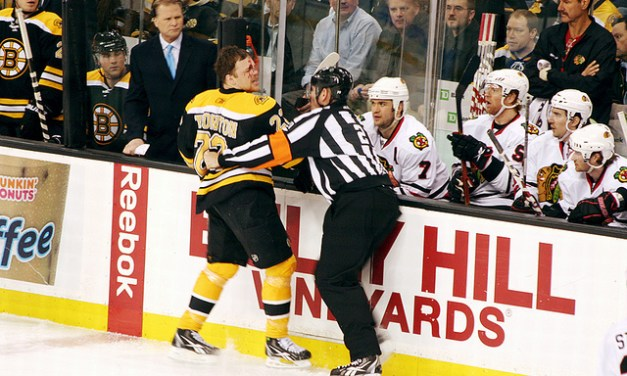 NHL Referee Don Van Massenhoven Set to Retire