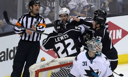 Tonight's NHL Playoff Referees – 5/9/14