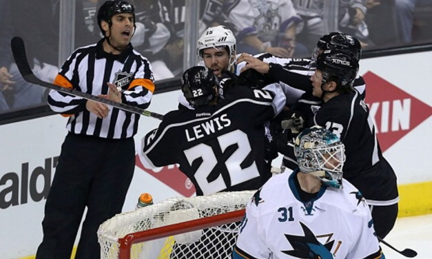 Tonight's NHL Referees – 4/26/14