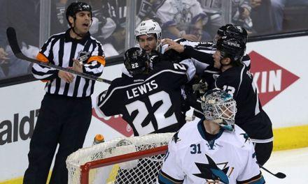 Tonight's NHL Playoff Referees – Kings/Ducks – 5/3/14