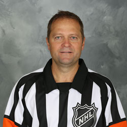 NHL Referee Dan O'Halloran (#13)