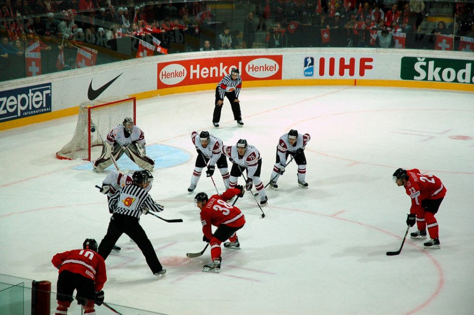 IIHF Referees Ready for 2014 World Championships