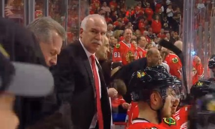 Tonight's NHL Playoff Referees – Blackhawks/Kings Game 4