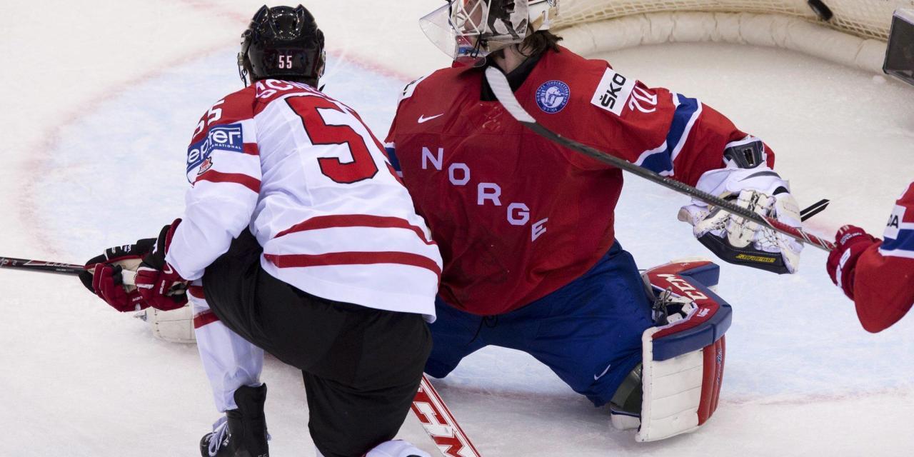 Disallowed Goals Dominate IIHF World Championships