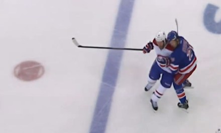 Habs' Prust Suspended 2 Games for Hit on Stepan
