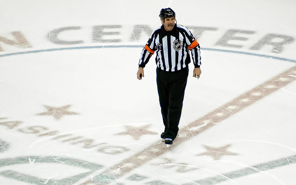How Much Are NHL Referees Paid?