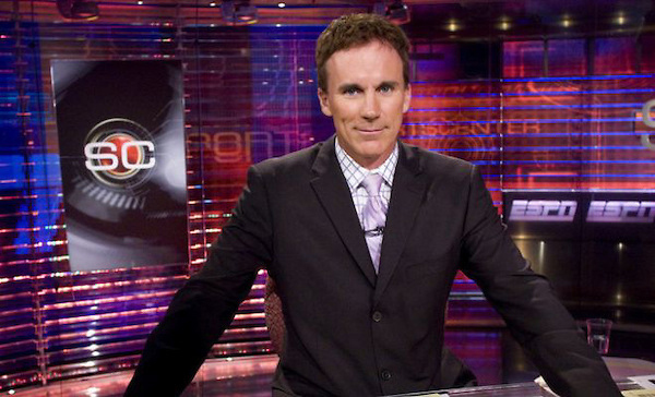 ESPN's John Buccigross Talks NHL Officiating