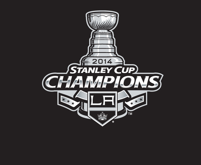 Congrats to the 2014 Stanley Cup Champion Los Angeles Kings