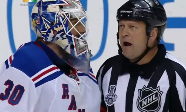 Tonight's NHL Playoff Referees & Linesmen – 5/7/15