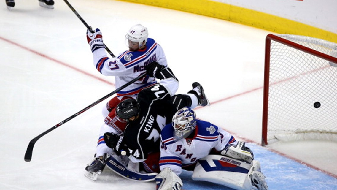 Did Goaltender Interference Call Cost Rangers the Series?