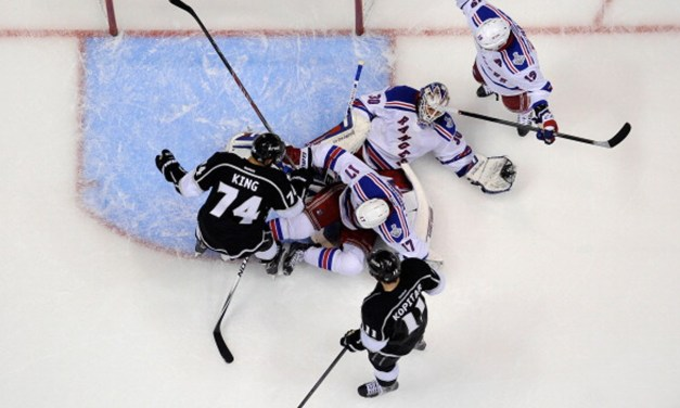 Stanley Cup Final Referees – Rangers/Kings Game 3
