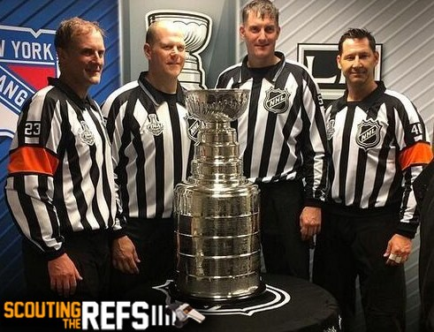 NHL Adds Officials for Cup Final, Increases Roster for 2021-22