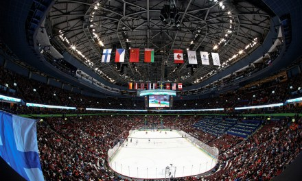 IIHF Announces 2014-15 Referee & Linesman Assignments