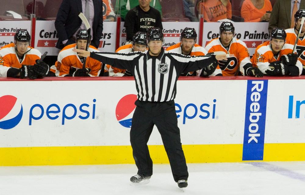 Tonight's NHL Officials – 11/19/14