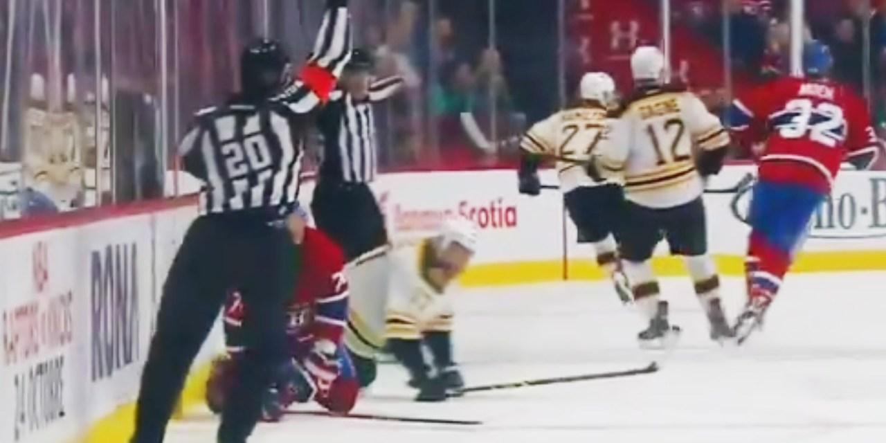 Bruins' Milan Lucic Fined $5000 for Obscene Gesture