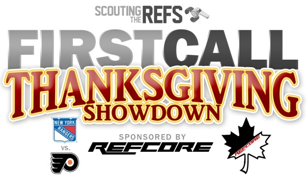 First Call: Thanksgiving Showdown – Pick the Penalized Player and Win!