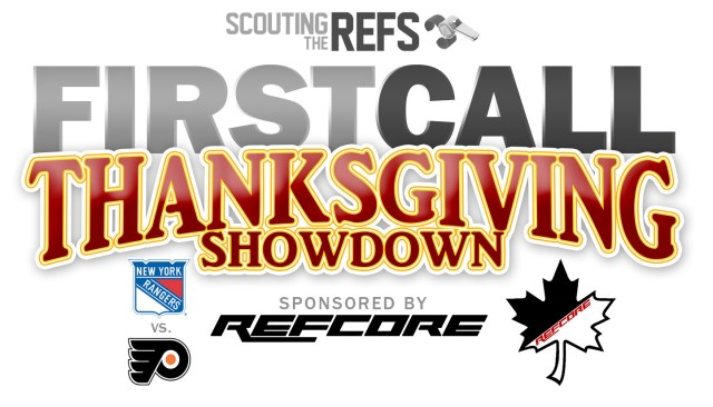Scouting the Refs FIRST CALL: Thanksgiving Showdown