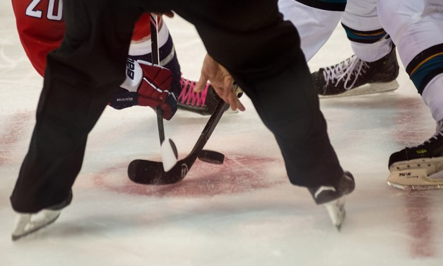 Tonight's NHL Officials – 12/2/14