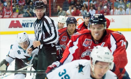 Tonight's NHL Referees & Linesmen – 2/9/15