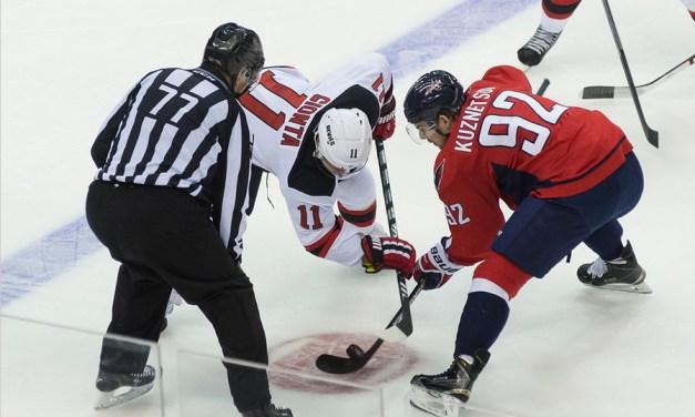 Tonight's NHL Officials – 11/16/14