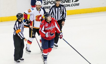 Tonight's NHL Playoff Referees & Linesmen – 5/25/15