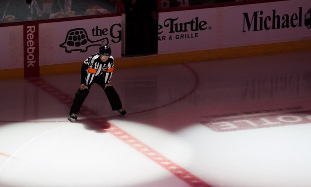 Tonight's NHL Playoff Referees & Linesmen – 5/24/15