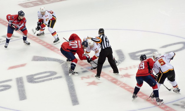 Tonight's NHL Referees & Linesmen – 3/28/15