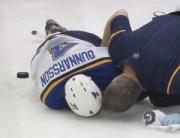 Gunnarsson Injured