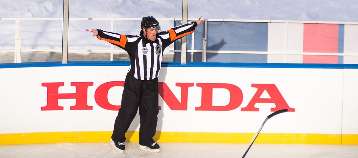 Tonight's NHL Playoff Referees & Linesmen – 5/26/15