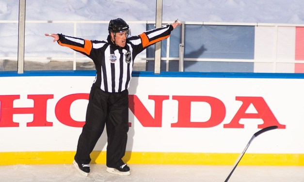 Tonight's NHL Referees & Linesmen – 1/16/16