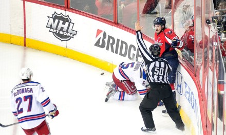 Tonight's NHL Referees & Linesmen – 12/30/15