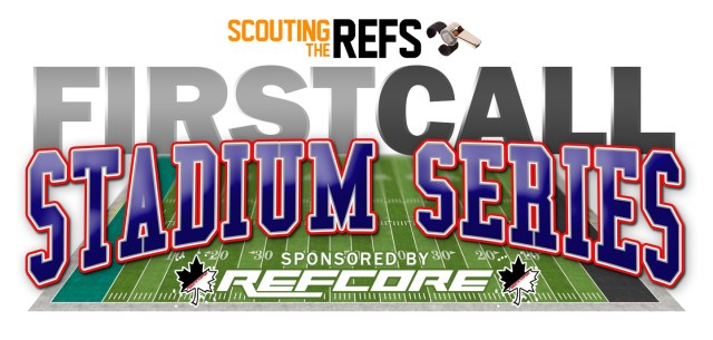 Scouting the Refs - First Call: Stadium Series