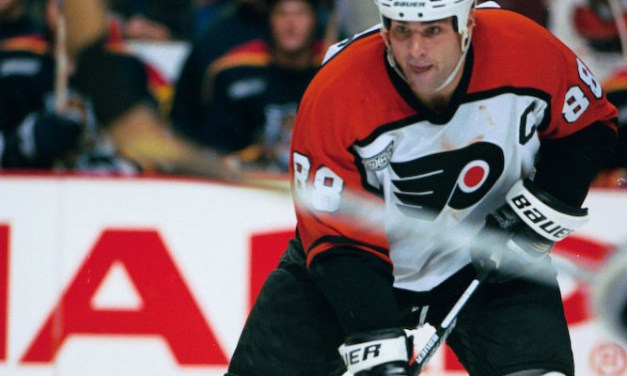 Eric Lindros Suing Ref Paul Stewart for Defamation