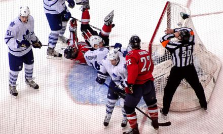 Tonight's NHL Referees & Linesmen – 3/26/15